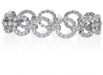 DIAMOND CIRCLE BRACELET